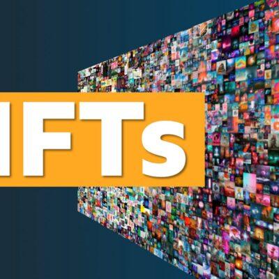 آموزش ساخت NFT (توکن های غیرقابل معاوضه) به صورت تصویری