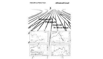 کتاب تحلیل یکپارچه چنگال آندروز جلد سوم - 3 INTEGRATED PITCHFORK ANALYSIS