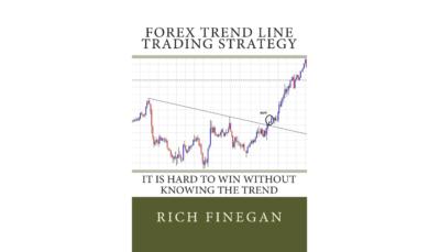 کتاب استراتژی معاملاتی خط روند فارکس - Forex Trend Line Trading Strategy